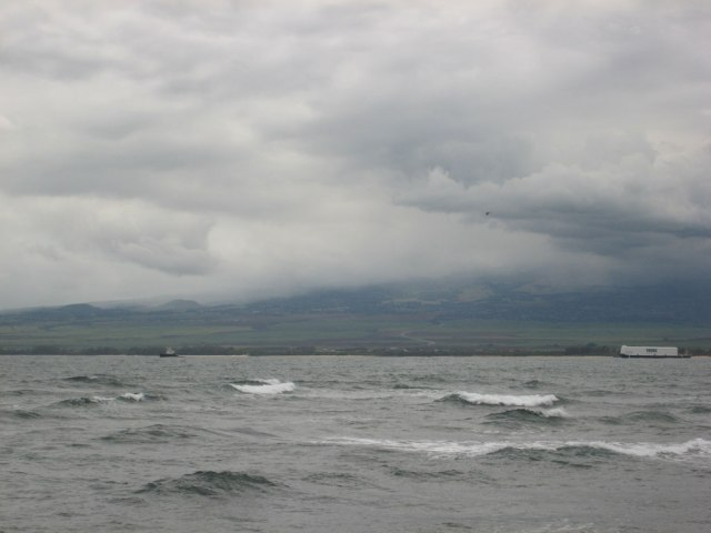 View toward Kanaha from Waiehu